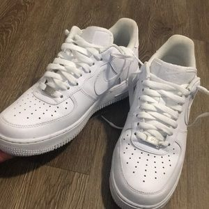 Nike Shoes | Air Force White Size 8 Men